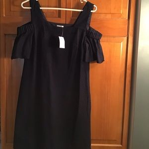 J.Crew Shift Dress with Flutter Sleeve NWT